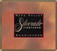Silverado Vineyards Sangiovese
